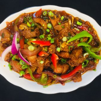 Chicken Cashew nuts