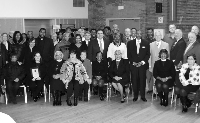 Everett Gathers to Honor MLK at Annual Scholarship Breakfast