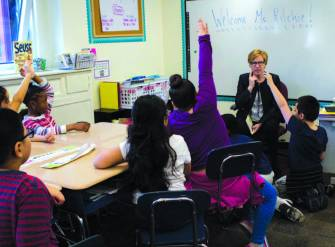 ANN RITCHIE — Everett Public Schools Science Director