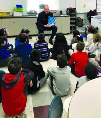 STEVEN MAZZIE — Everett Police Chief