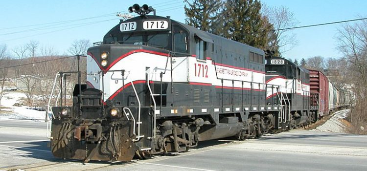 Everett Railroad GP16 1712