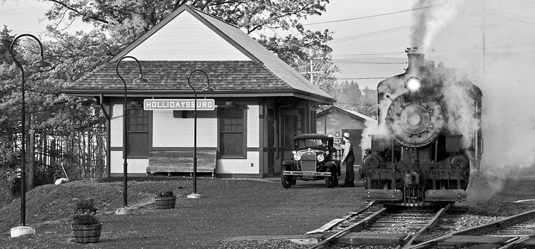 Photo Charters on the Everett Railroad