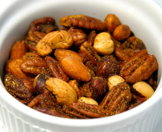 Everetts Fusions BBQ Roasted Nuts