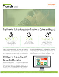 Transit - Financial Wellness™ - EVERFI