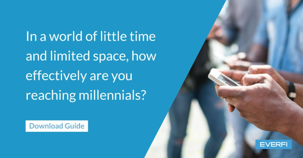Millennials learn and bank differently than previous generations. Learn how your financial institution can attract this elusive demographic.