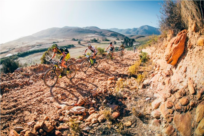 Erik Kleinhans has no duties to ride for a teammate in 2018 and as such will not need to expend energy setting the early pace. Photo by Ewald Sadie.