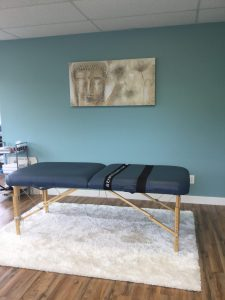 Fascial Stretch table
