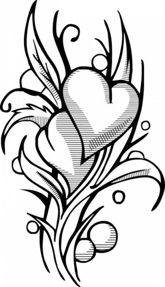 Simple Colouring Pages For Toddlers - Coloring Home | 960x552