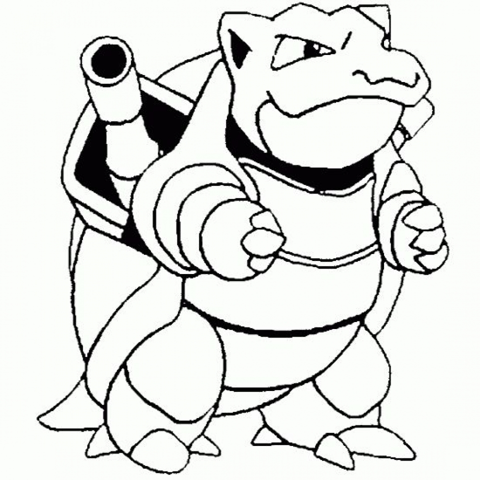 Free Coloring Pages Pokemon   42893