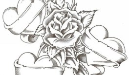 Free Roses Coloring Pages for Adults to Print 18251