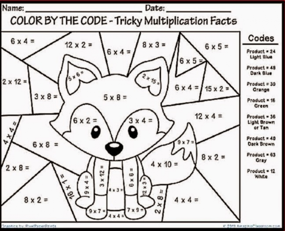 Math Coloring Pages Free for Kids   e9bnu