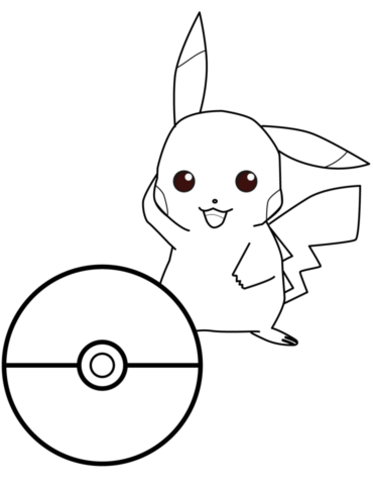 Online Coloring Pages Pokemon   37425