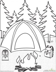 Online Printable Nature Coloring Pages rczoz