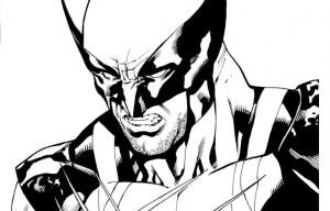 Preschool Printables of Wolverine Coloring Pages Free jIk30
