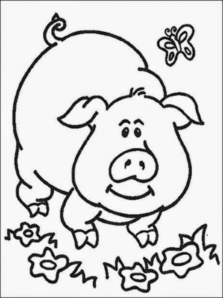 Printable Coloring Pages For Toddlers Online   21065