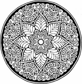 Printable Mandala Coloring Pages For Adults Online 05278