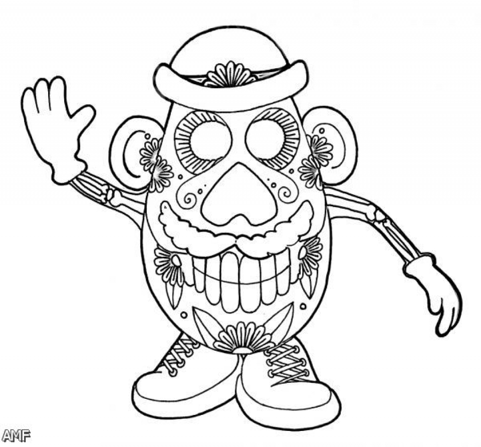 - Get This Dia De Los Muertos Coloring Pages Free Printable P3frm !