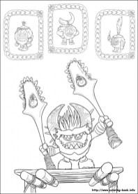 Disney Princess Moana Coloring Pages to Print GK79S