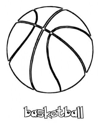 Free Basketball Coloring Pages to Print 415120
