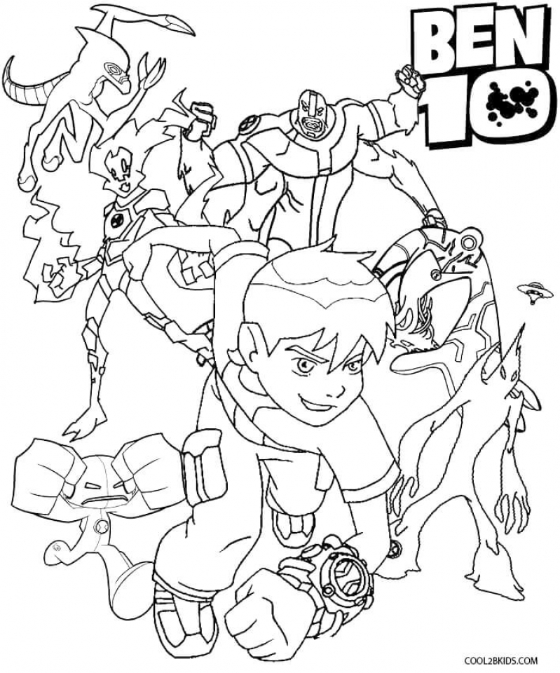 Free Printable Ben 10 XLR8 Coloring Pages Download Pictures for ... | 960x799