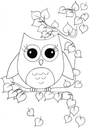 Free Cute Coloring Pages for Kids 12BN7