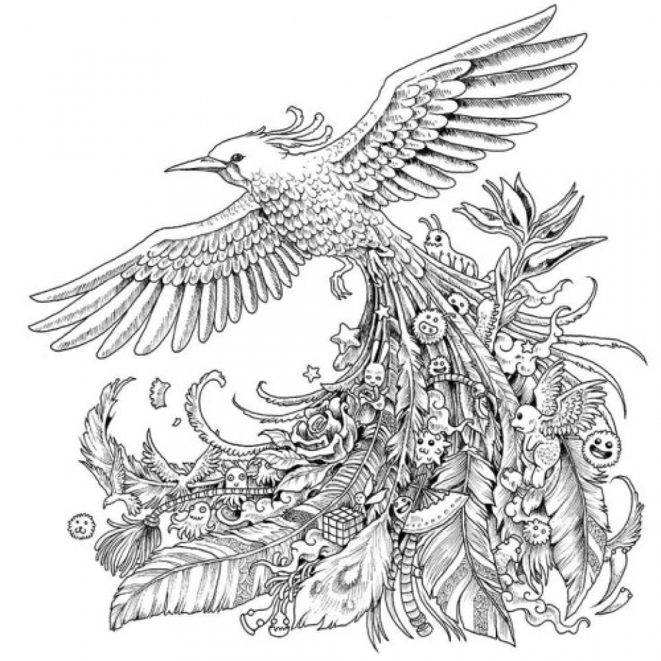 Get This Free Difficult Animals Coloring Pages For Grown Ups 467v7