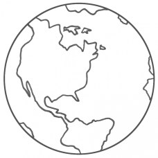 Free Earth Coloring Pages 18fg9