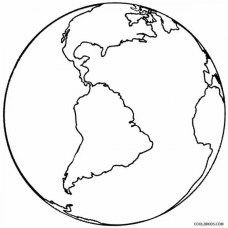 Free Earth Coloring Pages t29m7