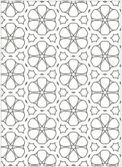 Free Tessellation Coloring Pages Adult Printable 37233