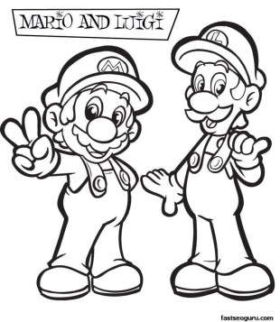 Online Coloring Pages for Boys 38730