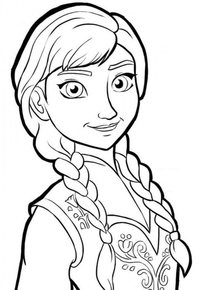 - Get This Online Frozen Coloring Pages 569690 !