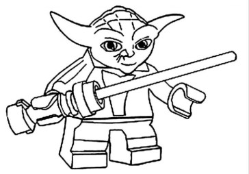 Online The Lego Movie Coloring Pages 476862