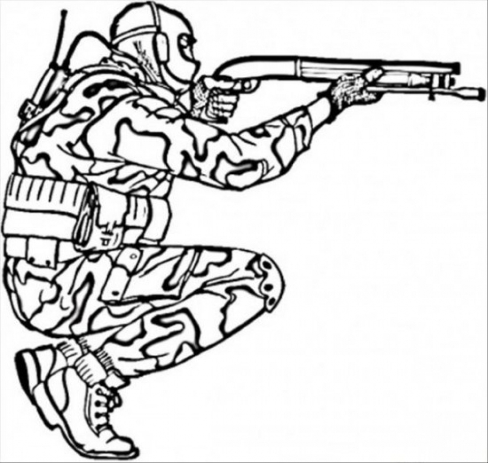 Get This Printable Army Coloring Pages Online Vu6h24
