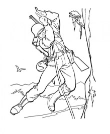 Printable Army Coloring Pages p79hb