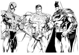 Printable Batman Coloring Pages 171711