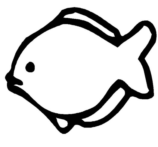 Printable Fish Coloring Pages 673367