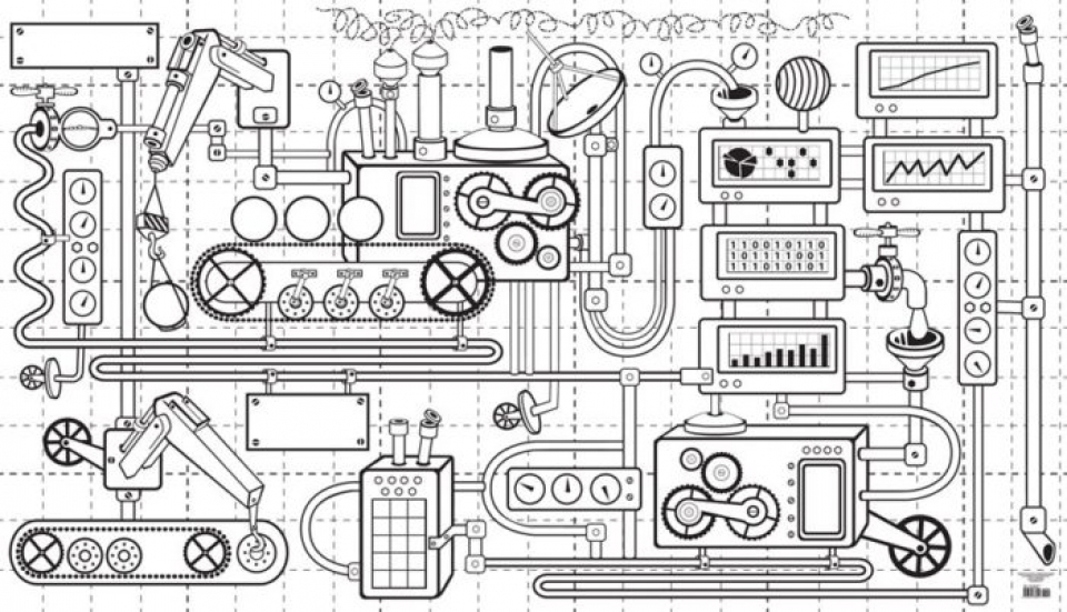 Science Coloring Pages Free Printable   p3frm