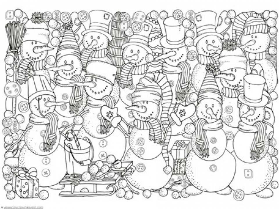 - Get This Winter Coloring Pages Free Printable 679156 !
