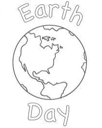 Earth Day Coloring Pages Free to Print 22613