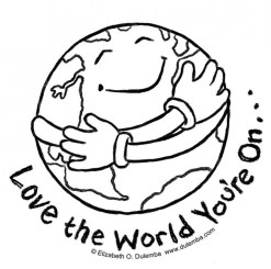 Earth Day Coloring Pages Free to Print 99371