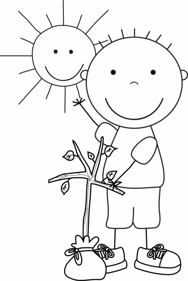 Earth Day Free Printable Coloring Pages   21750