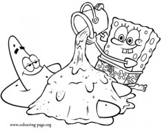 Summer Coloring Pages for First Grade 0381