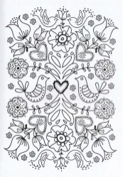 Online Printable Mother's Day Coloring Pages for Adults - 43910
