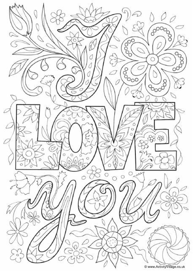 - 20+ Free Printable Mother's Day Coloring Pages For Adults -  EverFreeColoring.com