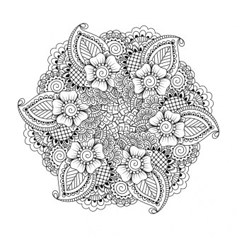 Abstract Adult Coloring Sheets to Print Out 24313