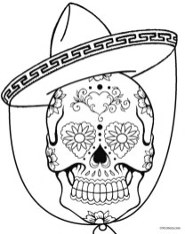 Cinco de Mayo Coloring Pages Free for Kids 00017