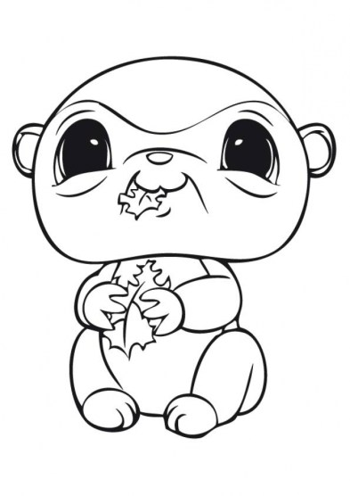 Cute Panda Coloring Pages - GetColoringPages.com   556x393