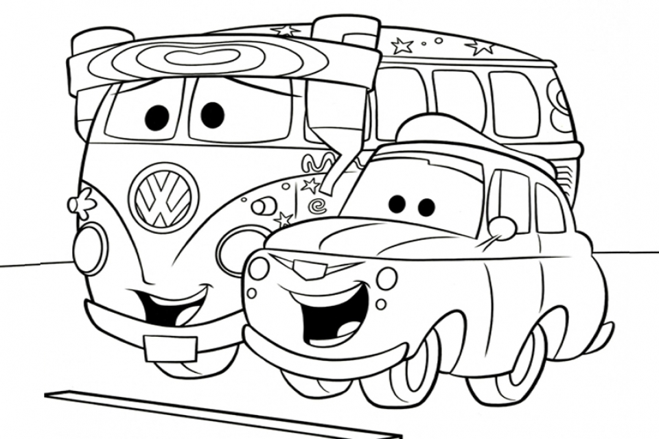 Get This Disney Cars Coloring Pages to Print Out 41738