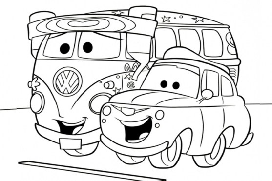 Disney Cars Coloring Pages to Print Out 41738