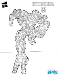 Epic Transformers Coloring Pages for Teenage Boys 87951